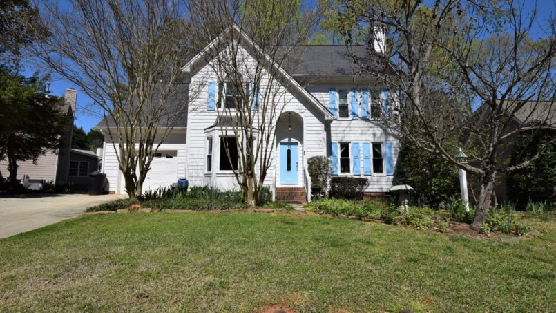 one of the carolina furnished rentals properties for short-term rentals